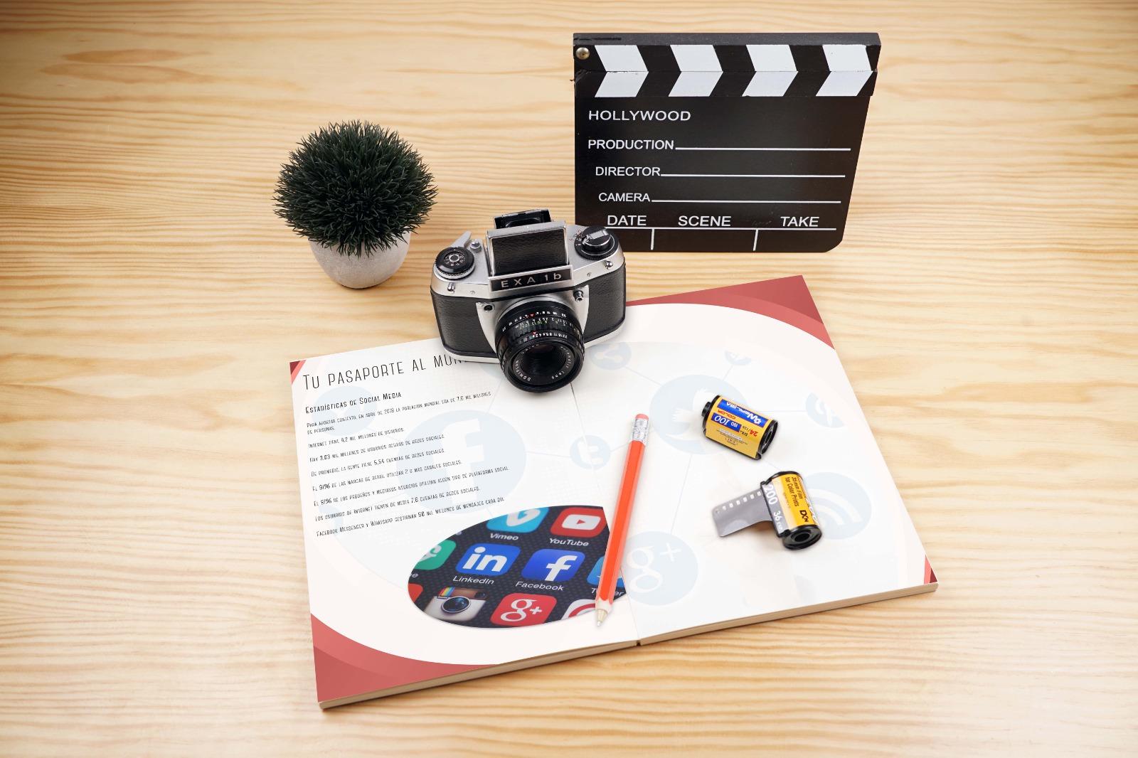 Los vlogs, equivalente al blog pero en formato vídeo. ¿En qué consiste?